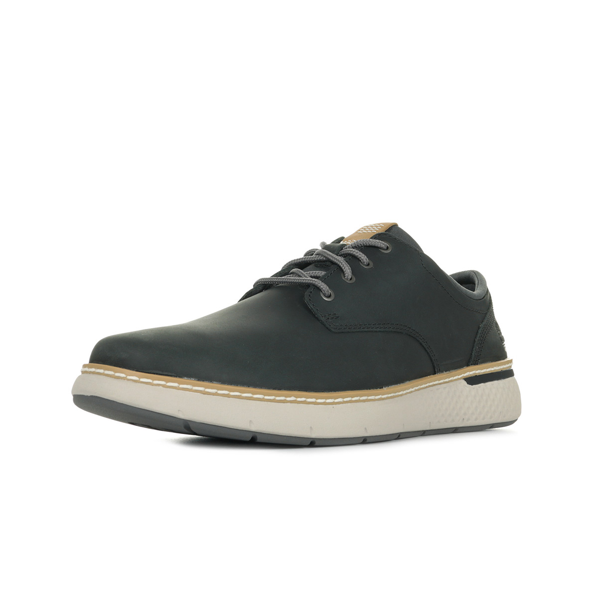 Timberland Cross Mark Oxford CA1SQP, Baskets mode homme c6b03c5addb9