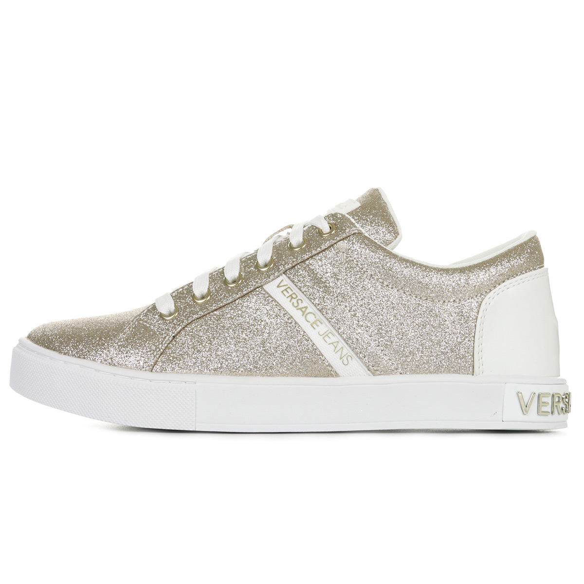 Versace Jeans Linea Fondo New Kim Dis 2 E0VSBSF270814901, Baskets ... bbc86800e6d