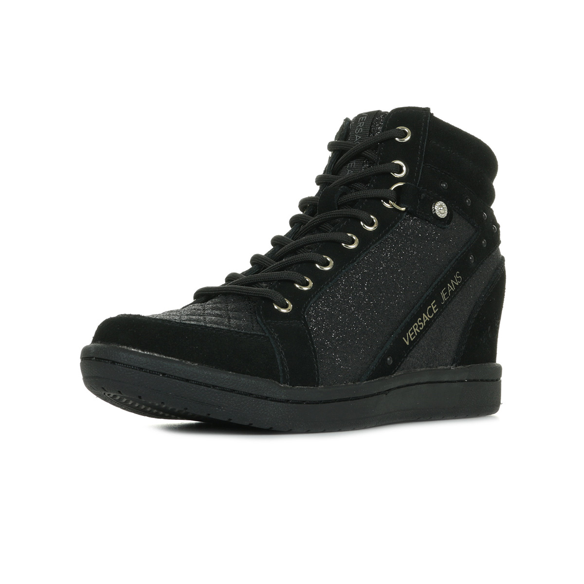 Versace Jeans Linea Fondo Wedge Dis. 1 E0VSBSB170735899, Baskets ... efc67548059