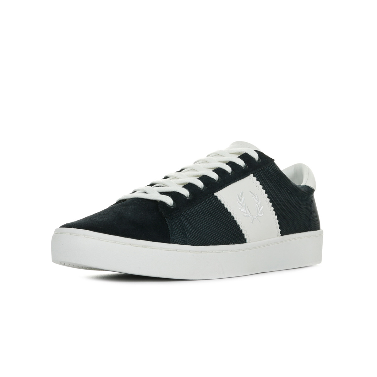 Fred Perry Spencer Poly Leather