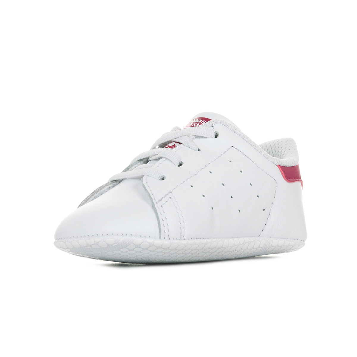 cheap for discount well known high quality Chaussures Baskets adidas bébé Stan Smith Crib taille Blanc ...