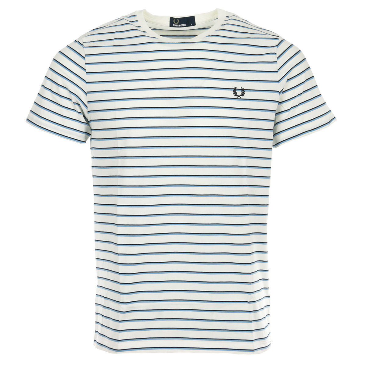 08a054c589f52 Fred Perry Fine Stripe T-Shirt