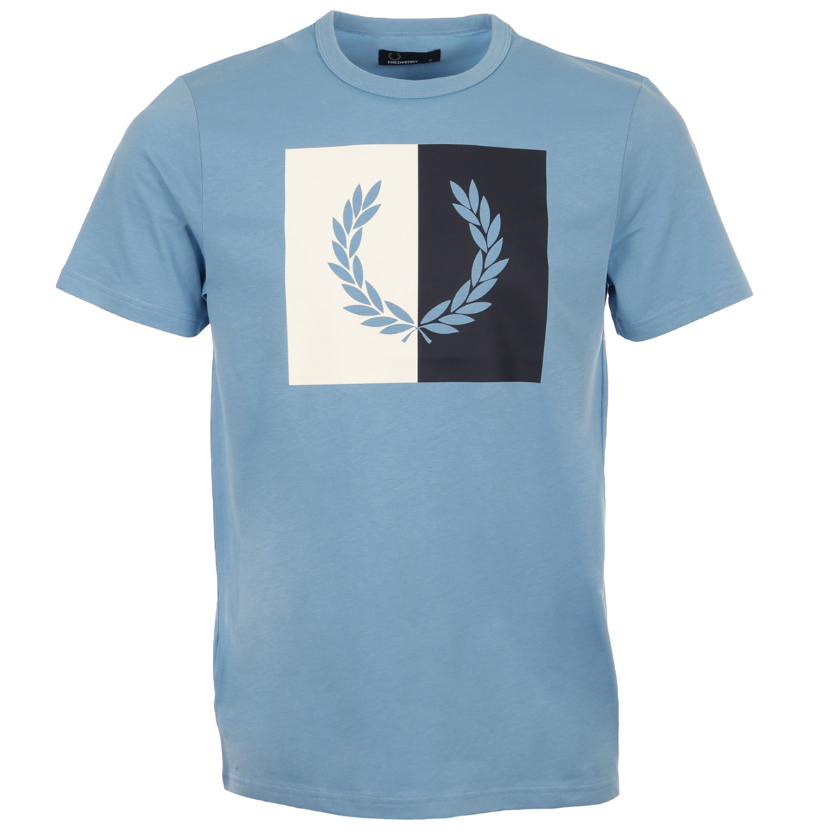 a6b44b12dd6df Fred Perry Split Laurel Wreath T-shirt