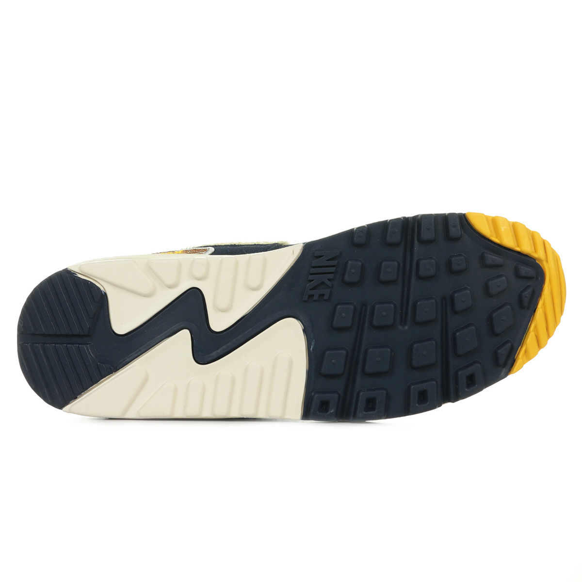 new arrivals f805c 2a5c5 Nike Air Max 90 Premium se Royal Bleu Baskets Homme - 858954-400