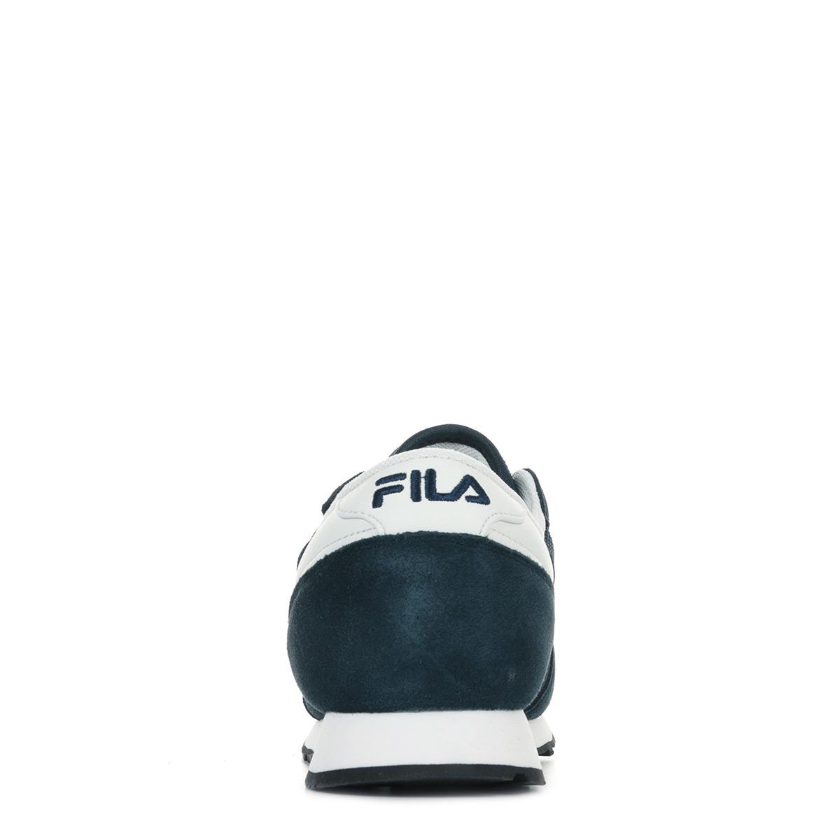 Détails sur Chaussures Baskets Fila homme Orbit Jogger Low N taille Bleu marine Bleue Suède