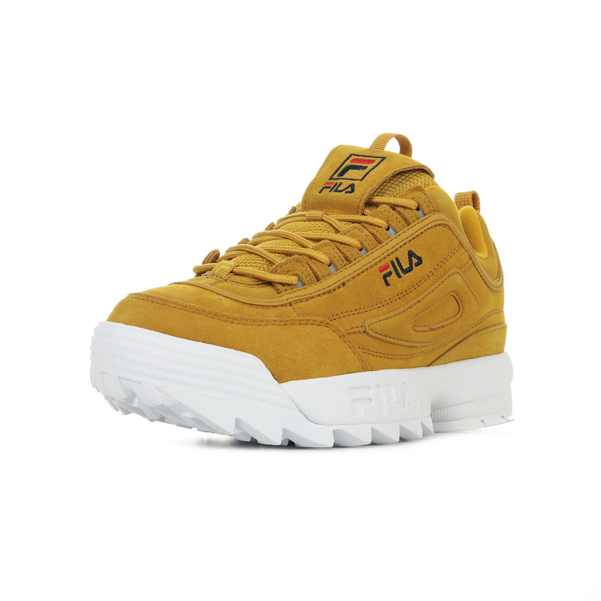 S Fila Mode Disruptor Homme Gold 101057760iBaskets Low Inca j34SRL5Acq