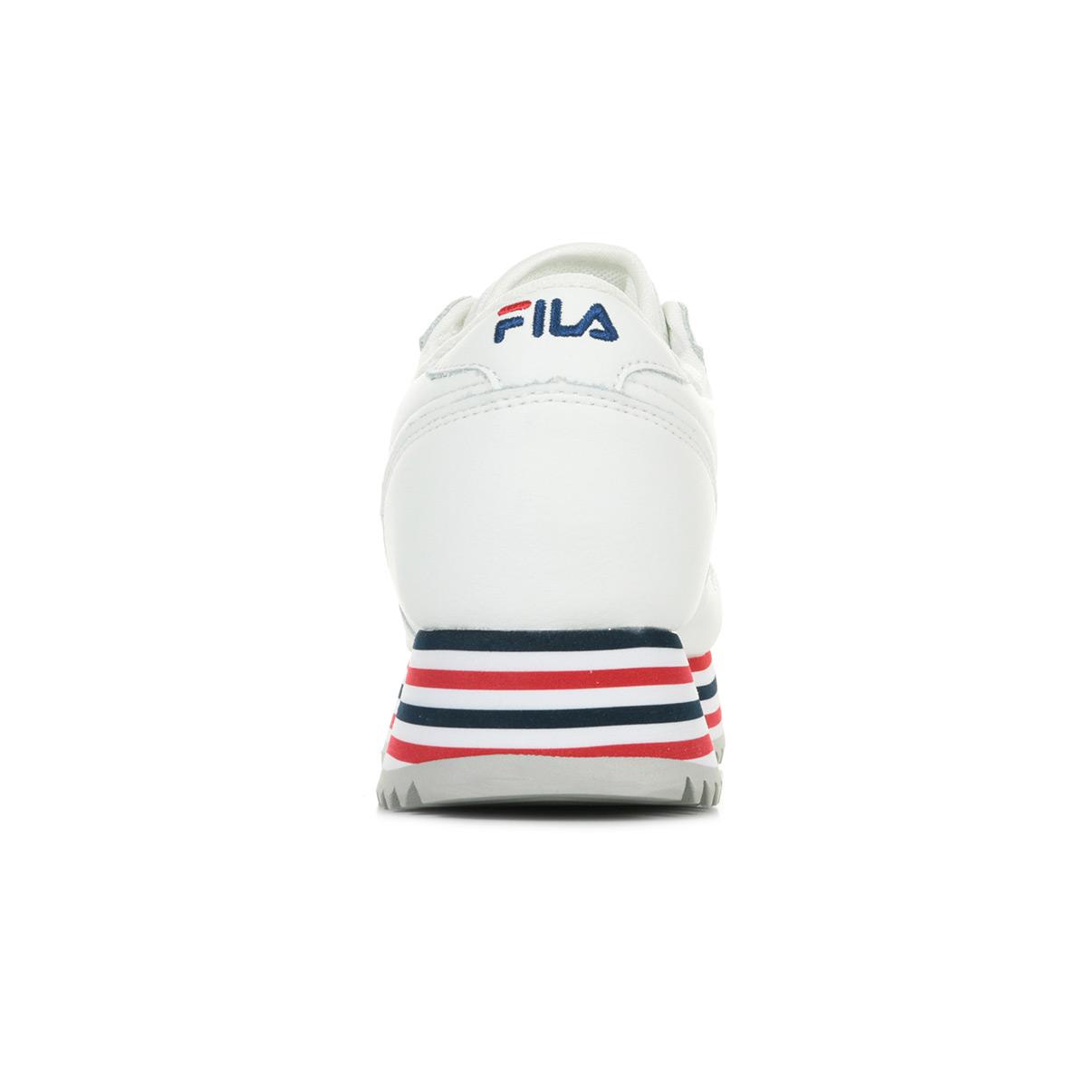 Stripe Femme Fila Zeppa 101066702pBaskets Wn's Orbit Mode 8N0nmwv
