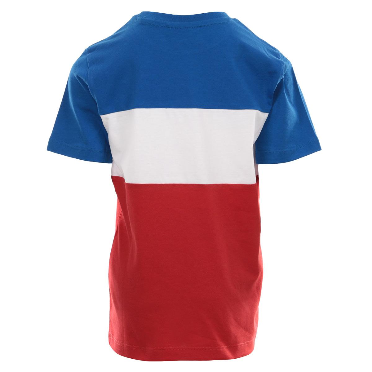 097dea098 Fila Kids Classic Day Blocked Tee 687192A130, T-Shirts