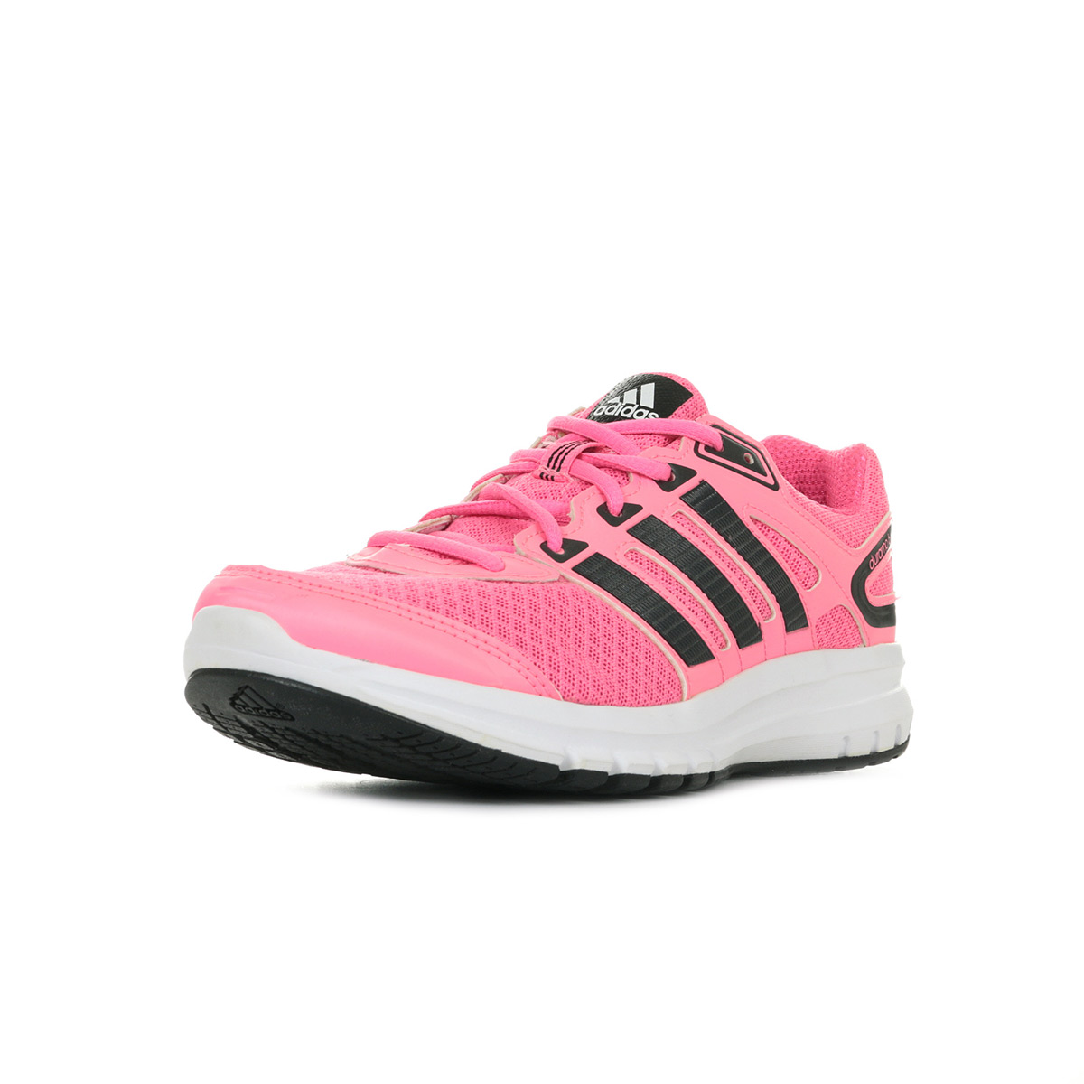 Chaussures adidas Performance homme Duramo 9 Running taille Rouge Textile Lacets