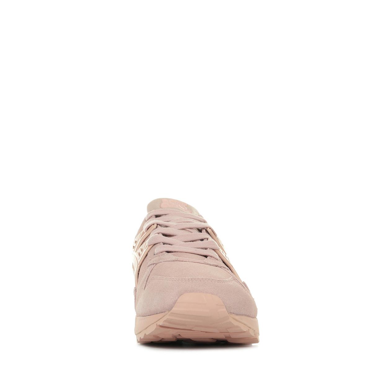 Détails sur Chaussures Baskets Asics unisexe Gel Kayano Trainer taille Rose Suède Lacets