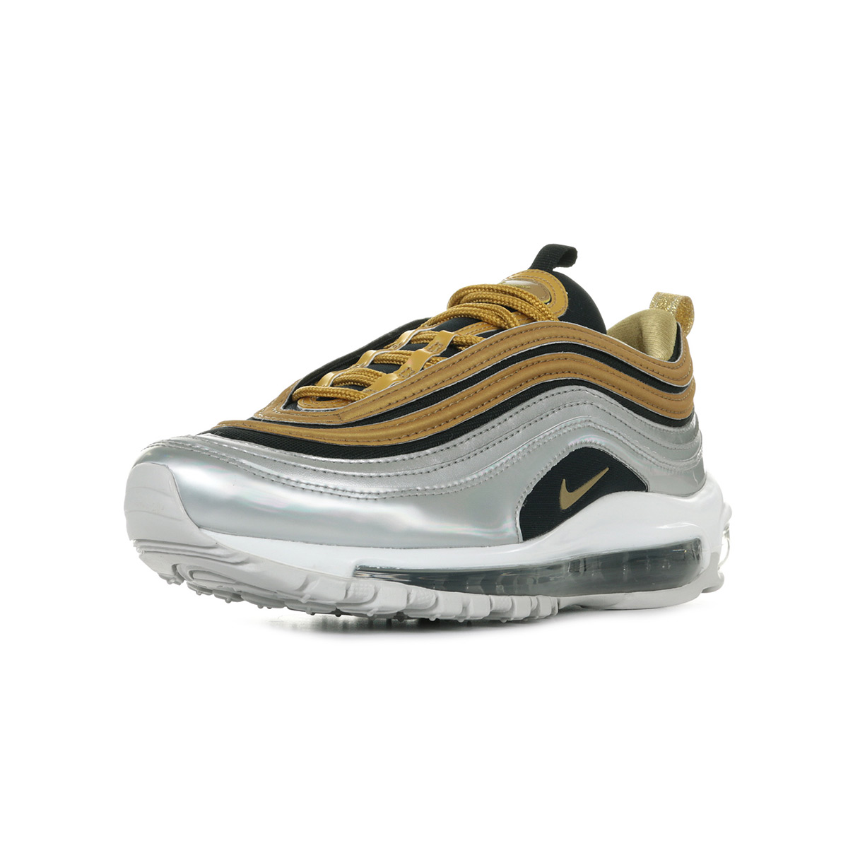 Nike Wn's Air Max 97 SE AQ4137700, Baskets mode femme