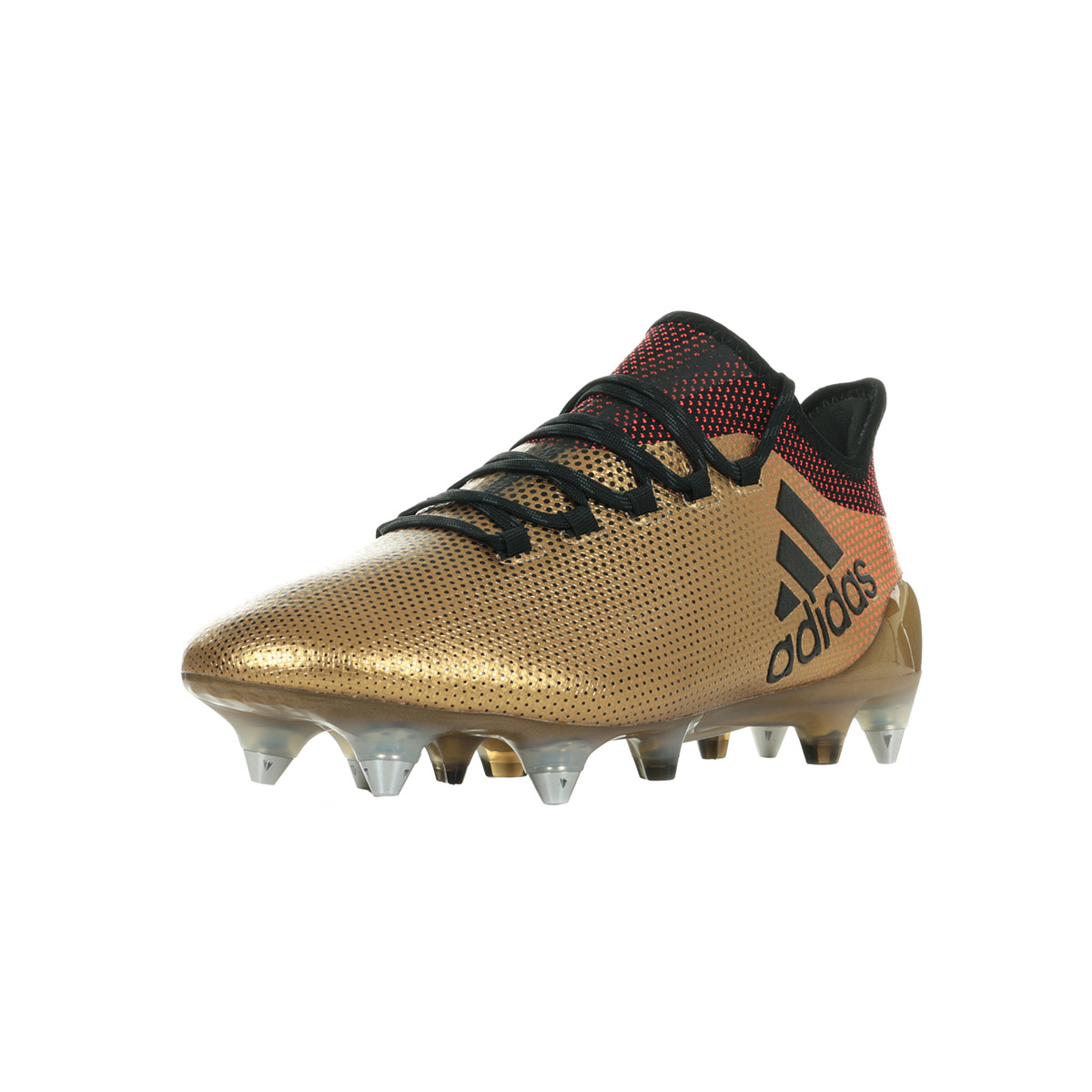 Chaussures Football Adidas X 17.3 Ag Or Taille : 42