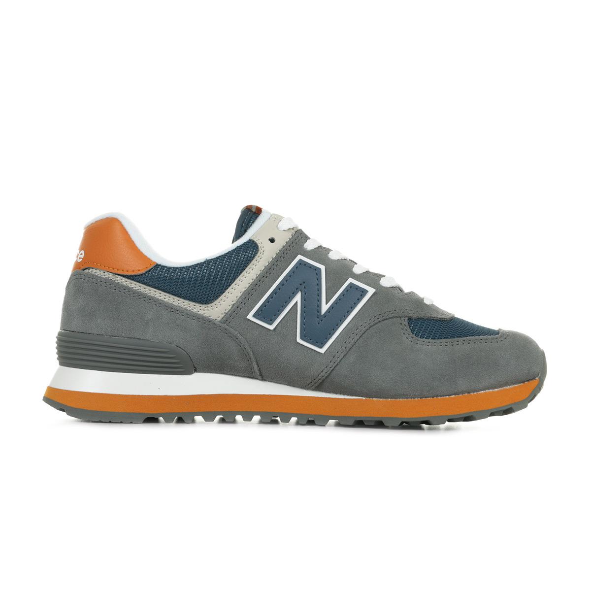 new style 01487 ddc82 ... New Balance 574 MUC ...