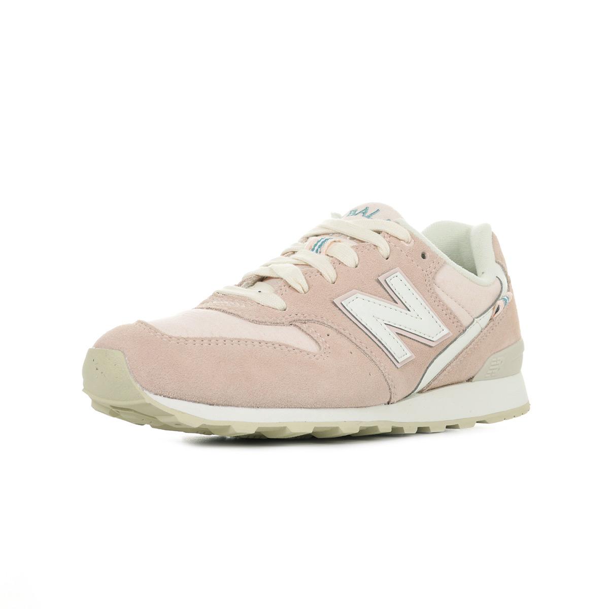 new balance 996 femme kaki rose