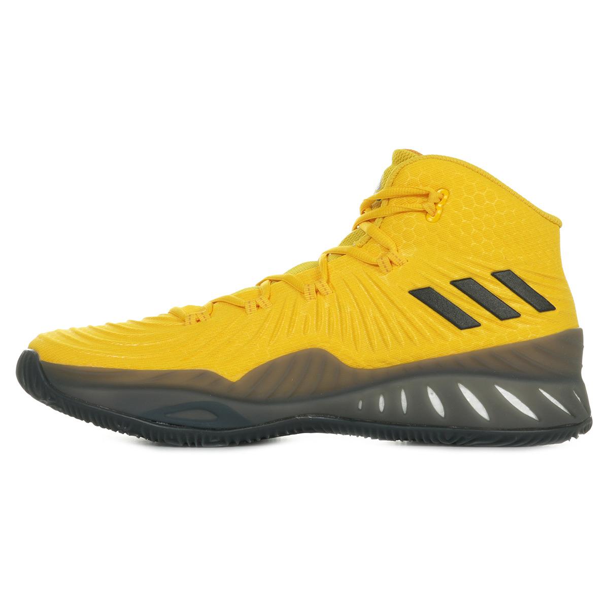Crazy Explosive Chaussure basket ball homme Adidas   Espace des Marques