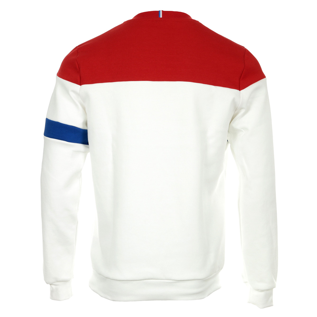 a9a218f312432 Le Coq Sportif Tri Crew Sweat 1920486, Sweats homme