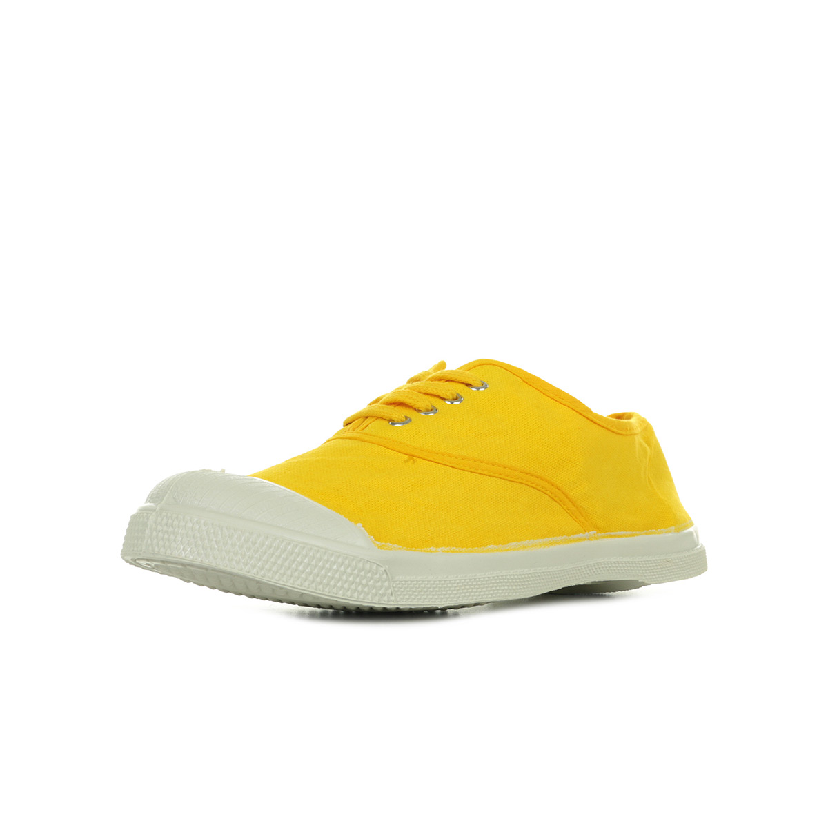 2911b1f2946455 Bensimon Tennis Lacets F15004C15D0249, Baskets mode femme