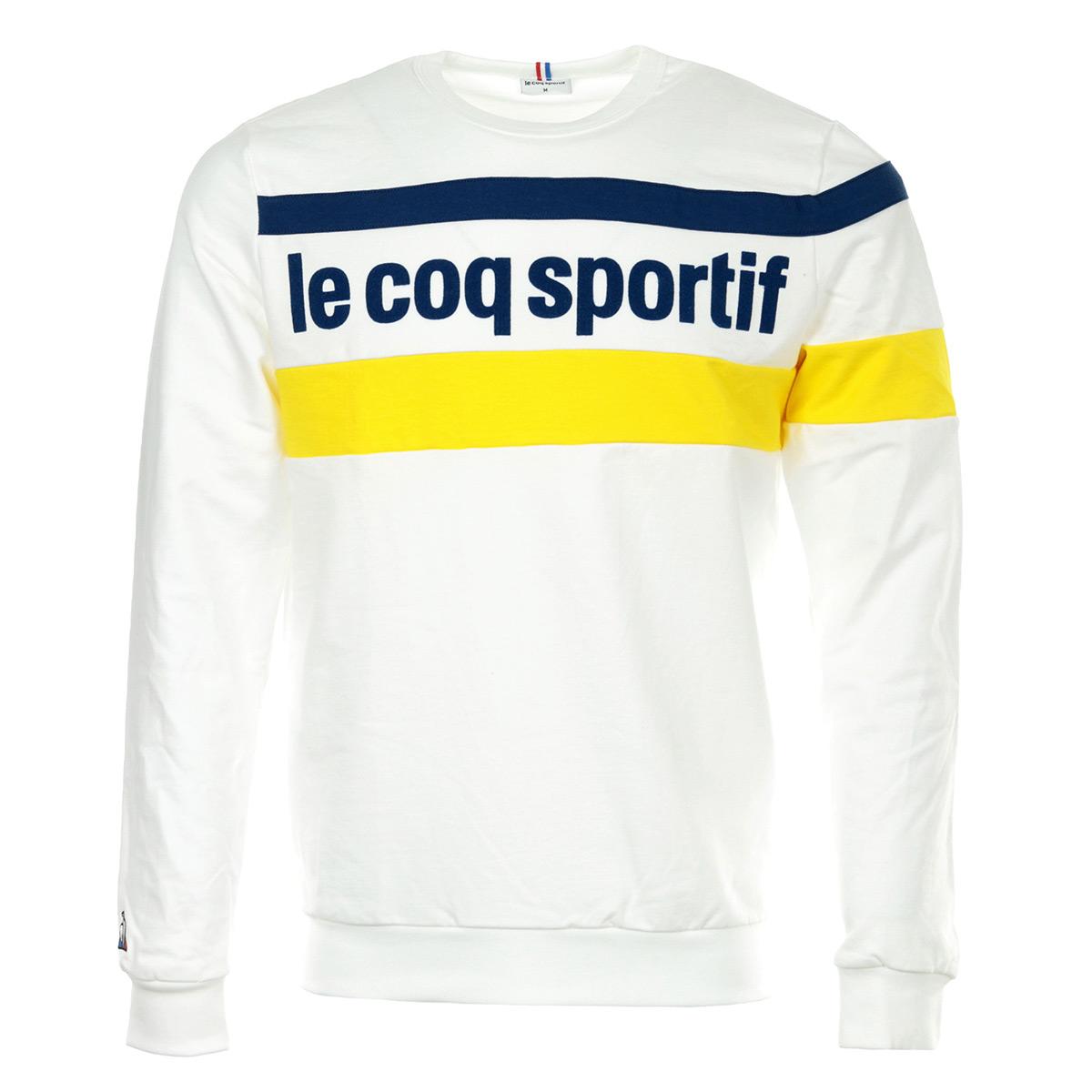 Le Coq Sportif Essentiels Crew Sweat N/°2 Enfant Felpa