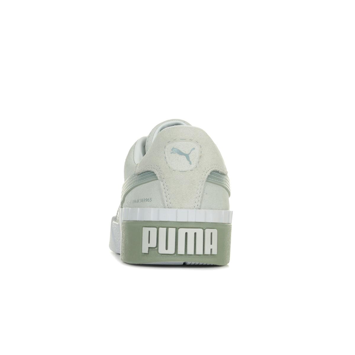 Détails sur Chaussures Baskets Puma femme Cali Patternmaster Wn's taille Gris Grise Cuir