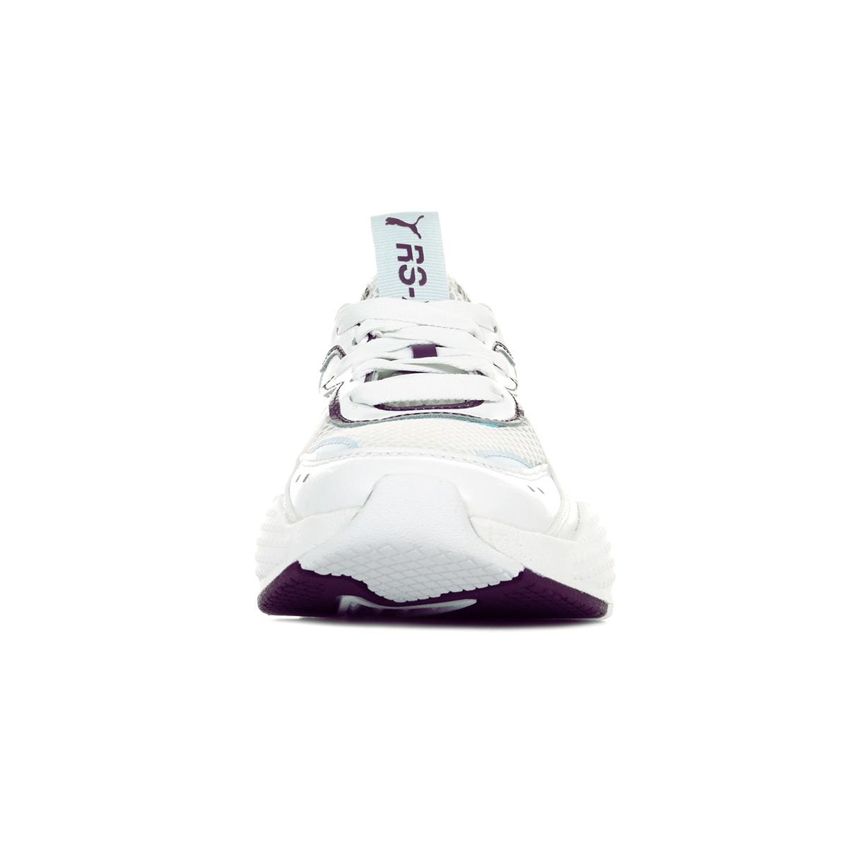Détails sur Chaussures Baskets Puma femme RS X Sci Fi Wn's taille Blanc Blanche Synthétique
