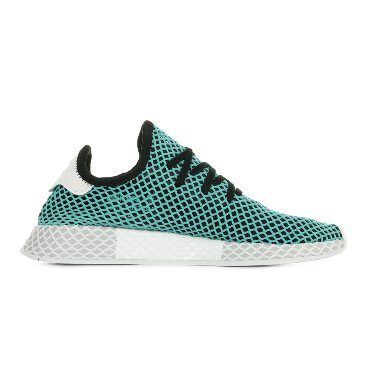 adidas Deerupt Runner Parley CQ2623, Baskets mode homme
