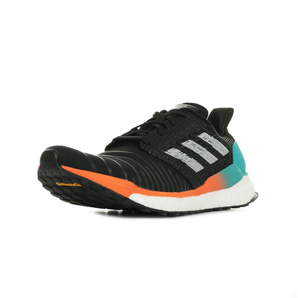 Détails sur Chaussures Baskets adidas Performance homme Solar Boost M taille Noir Noire