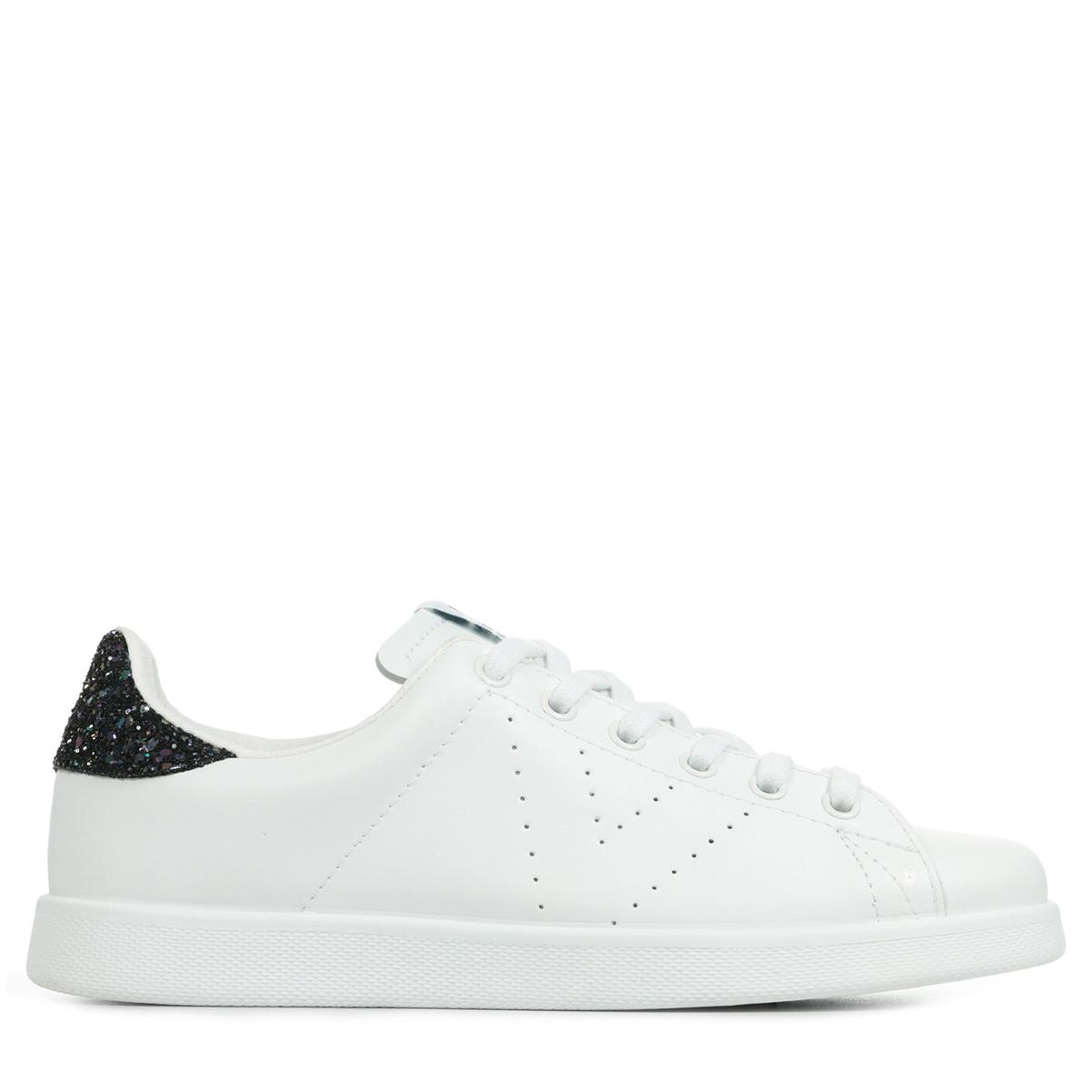 Chaussures Baskets Victoria femme 125104 Marino taille Blanc