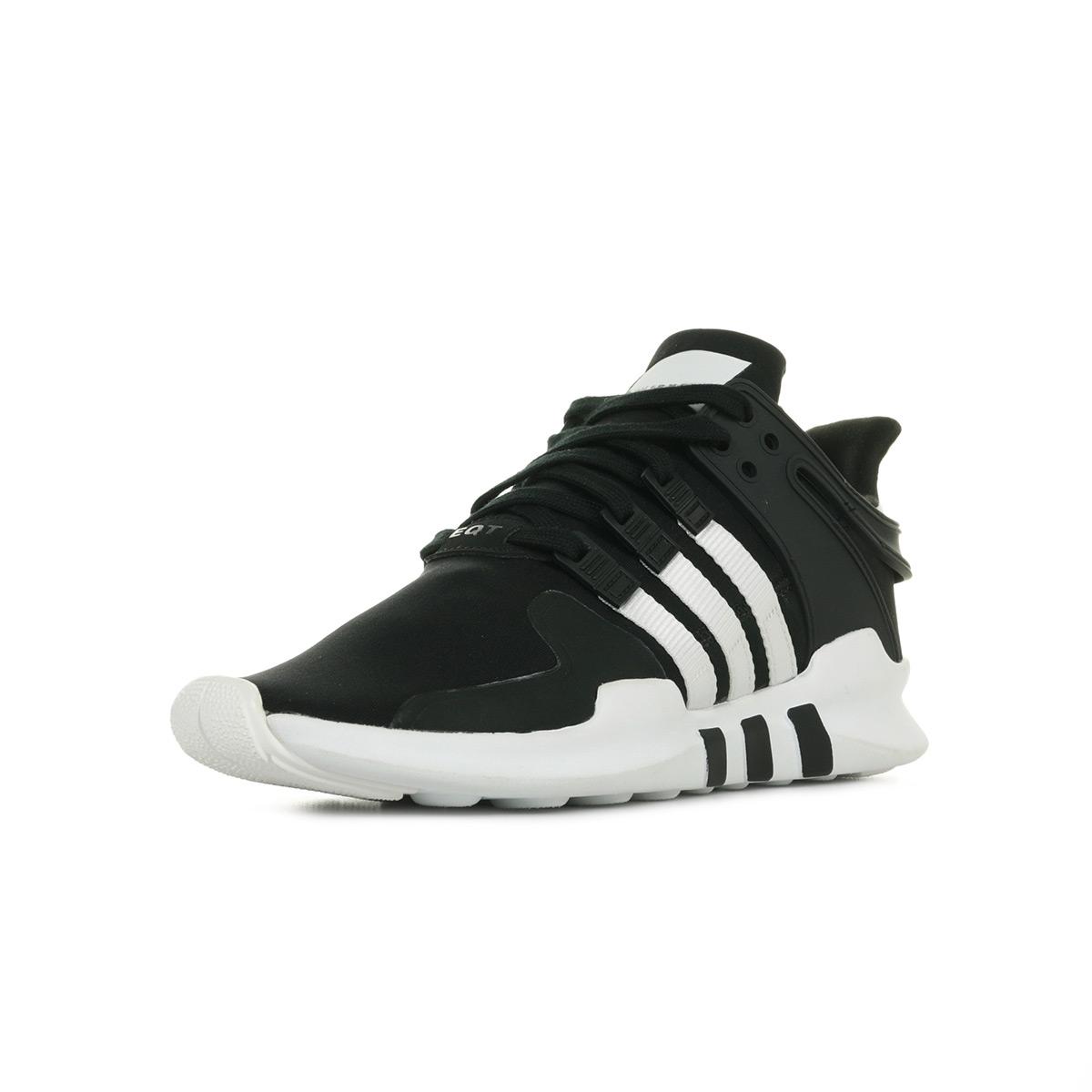 Détails sur Chaussures Baskets adidas homme EQT Support Adv taille Noir Noire Textile Lacets