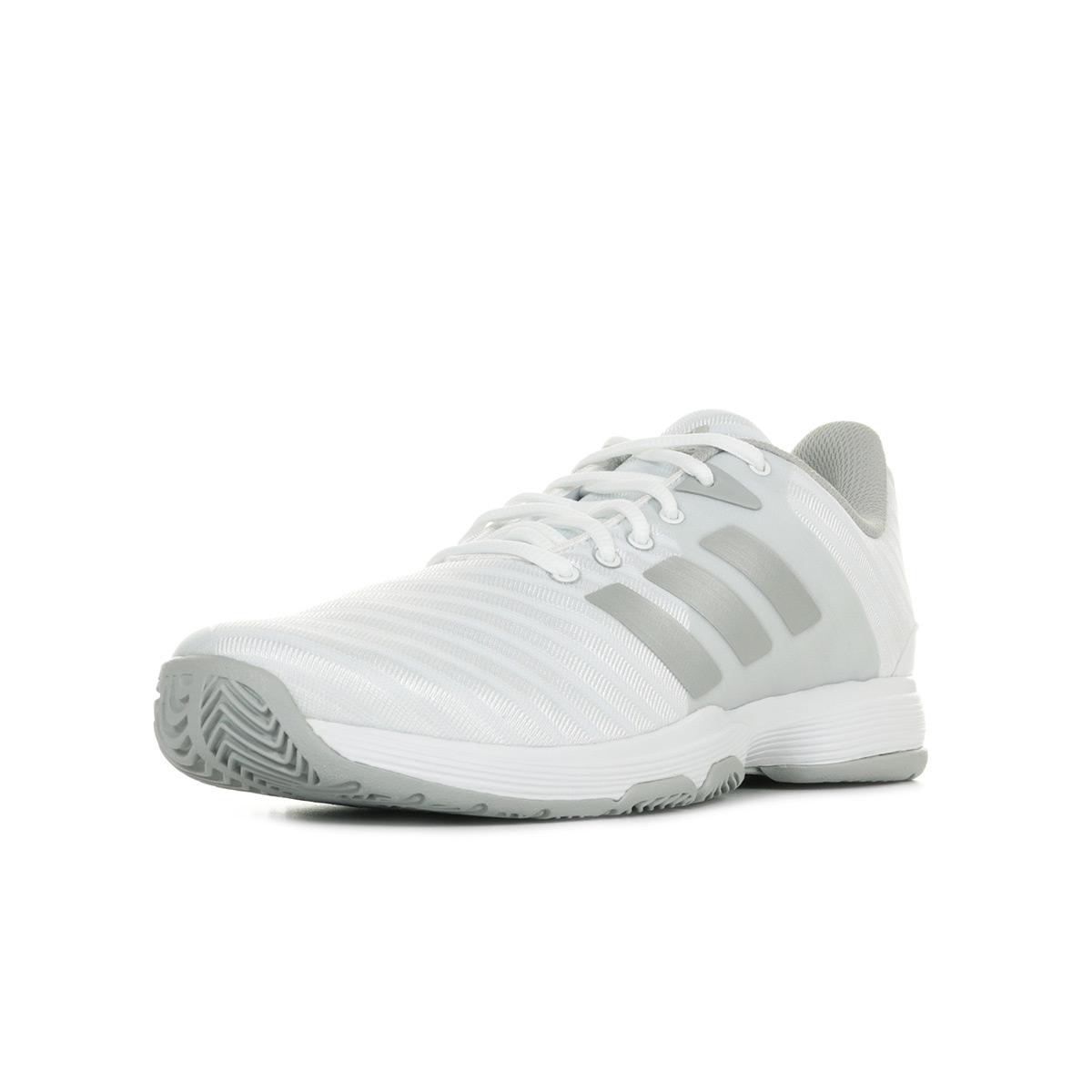 Femme adidas Barricade Court W Chaussures de Tennis Femme