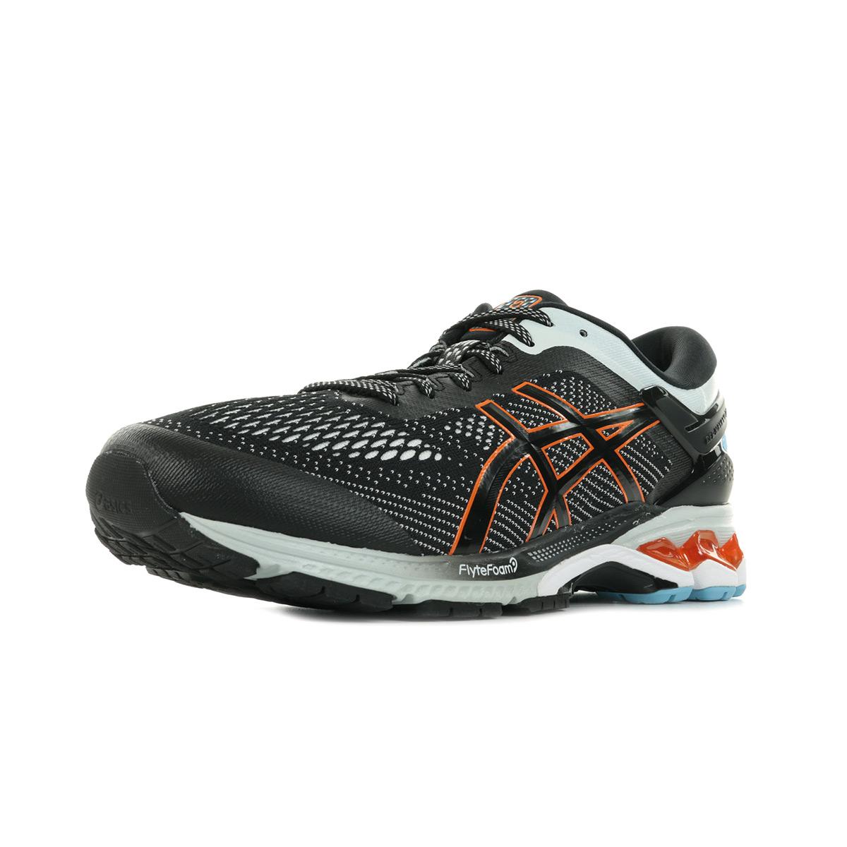 Details zu Schuhe Asics Herren Gel Kayano 26 Laufschuhe Running schwarz