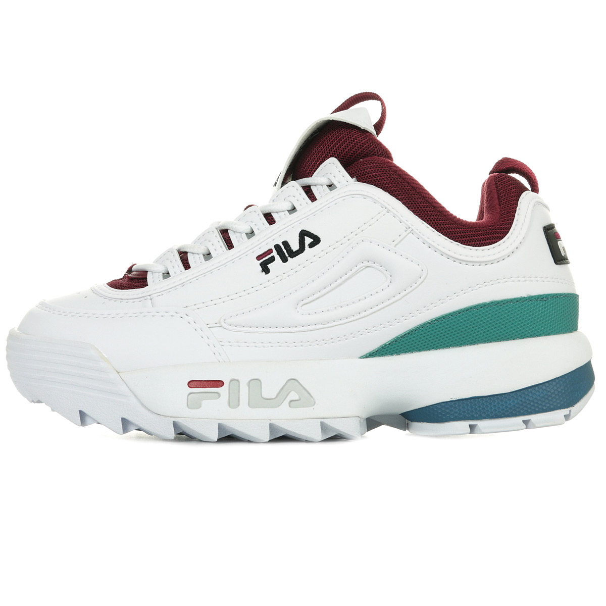Fila Disruptor CB Low Wn's 101060402H, Baskets mode femme