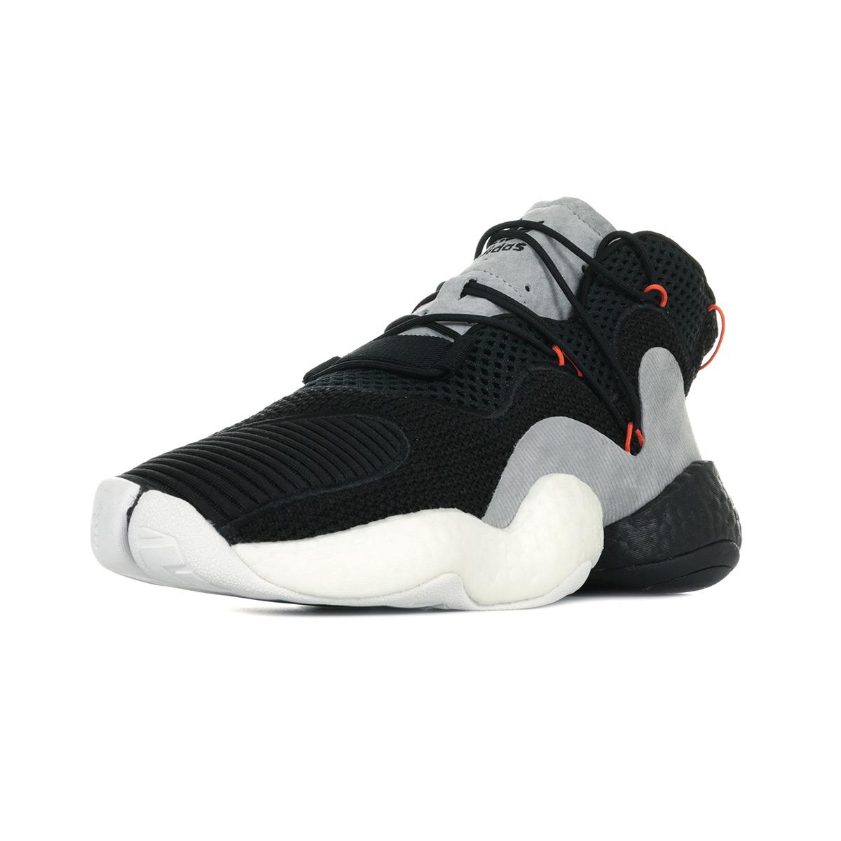 Détails sur Chaussures Baskets adidas homme Crazy BYW Lvl 1 taille Noir Noire Textile Lacets