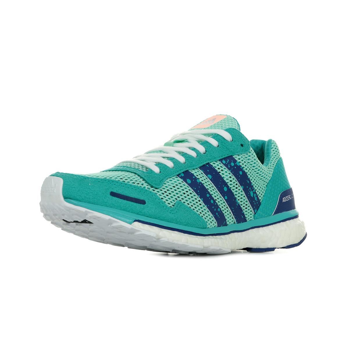 Détails sur Chaussures adidas Performance femme Adizero Adios 3 Wn's Running taille Vert
