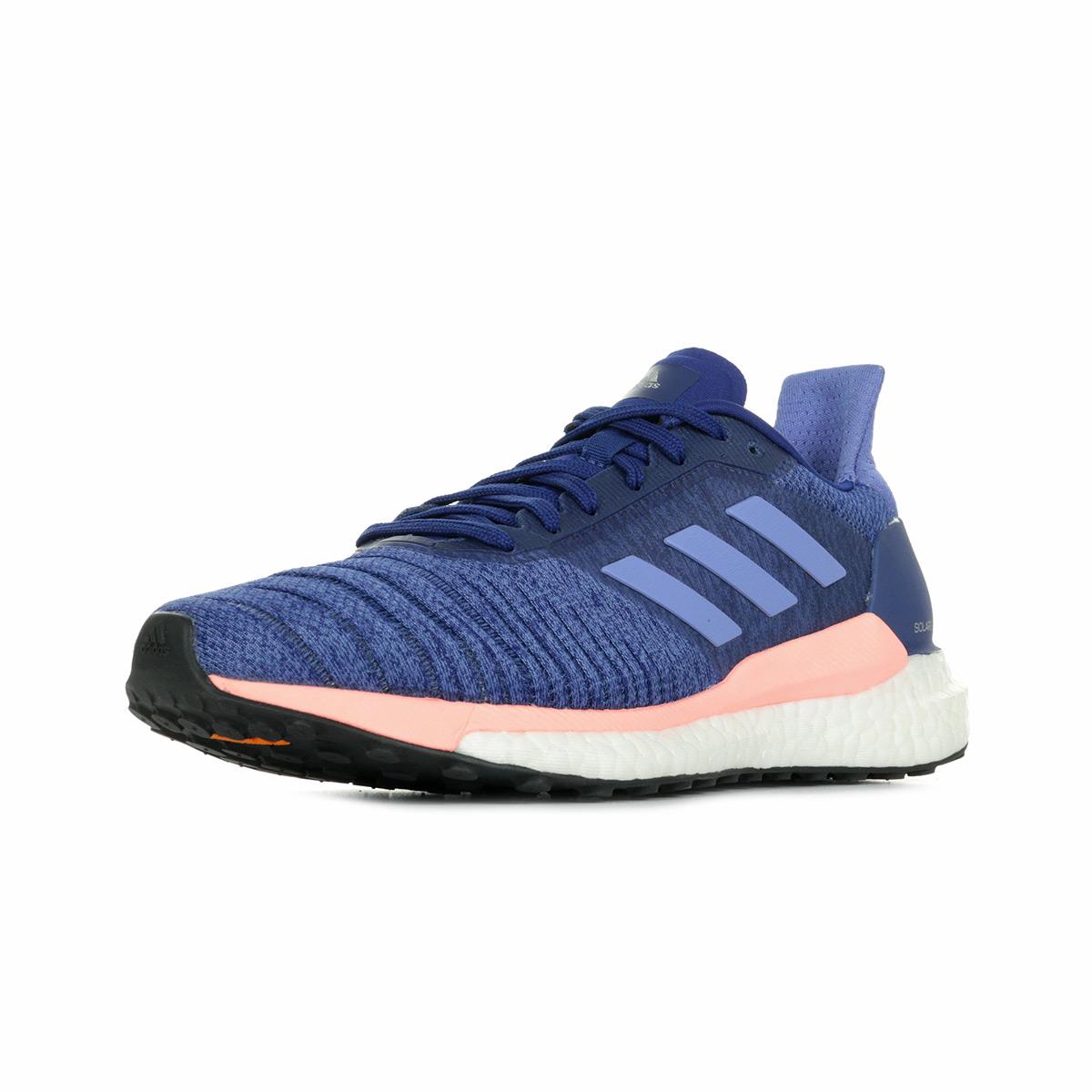 Détails sur Chaussures Baskets adidas Performance femme Solar Glide Wn's taille Bleu Bleue