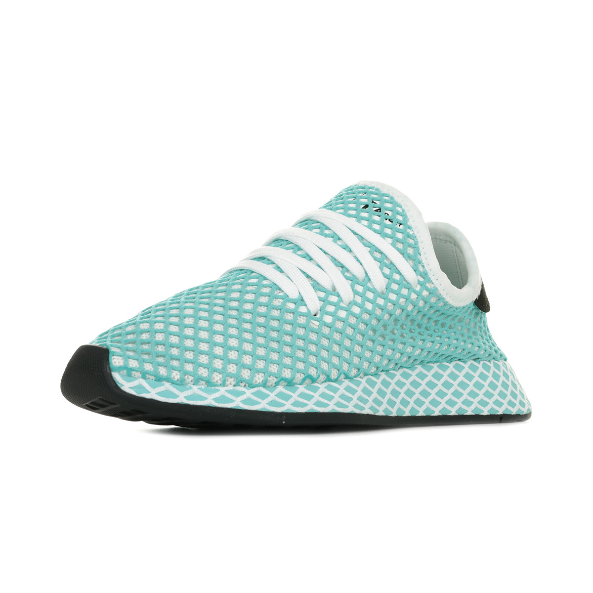 adidas Parley Deerupt Runner Wn's CQ2908, Baskets mode femme