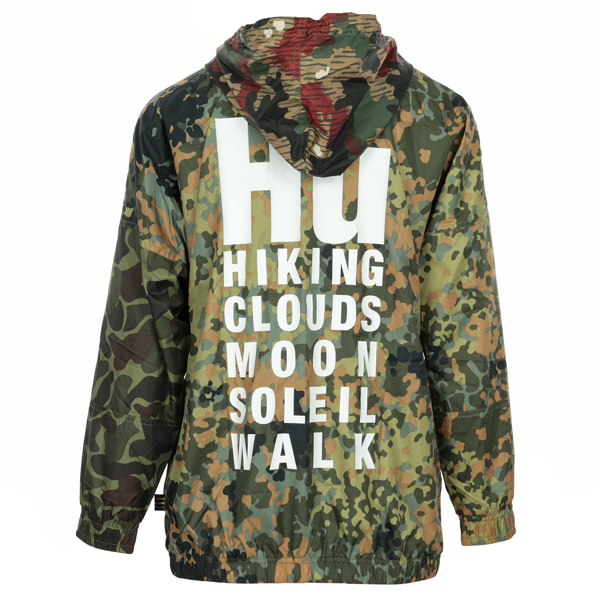 adidas Pharrell Half Zip Winbreaker Wn's CY7486, Vestes