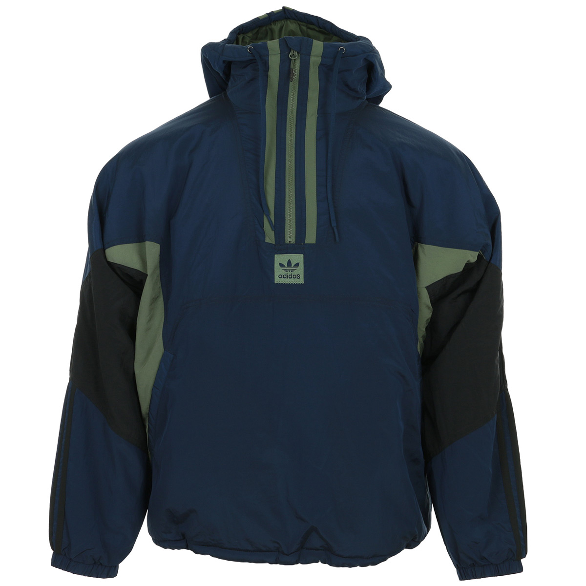 adidas Anorak Puffy Half Zip DH6647, Blousons homme