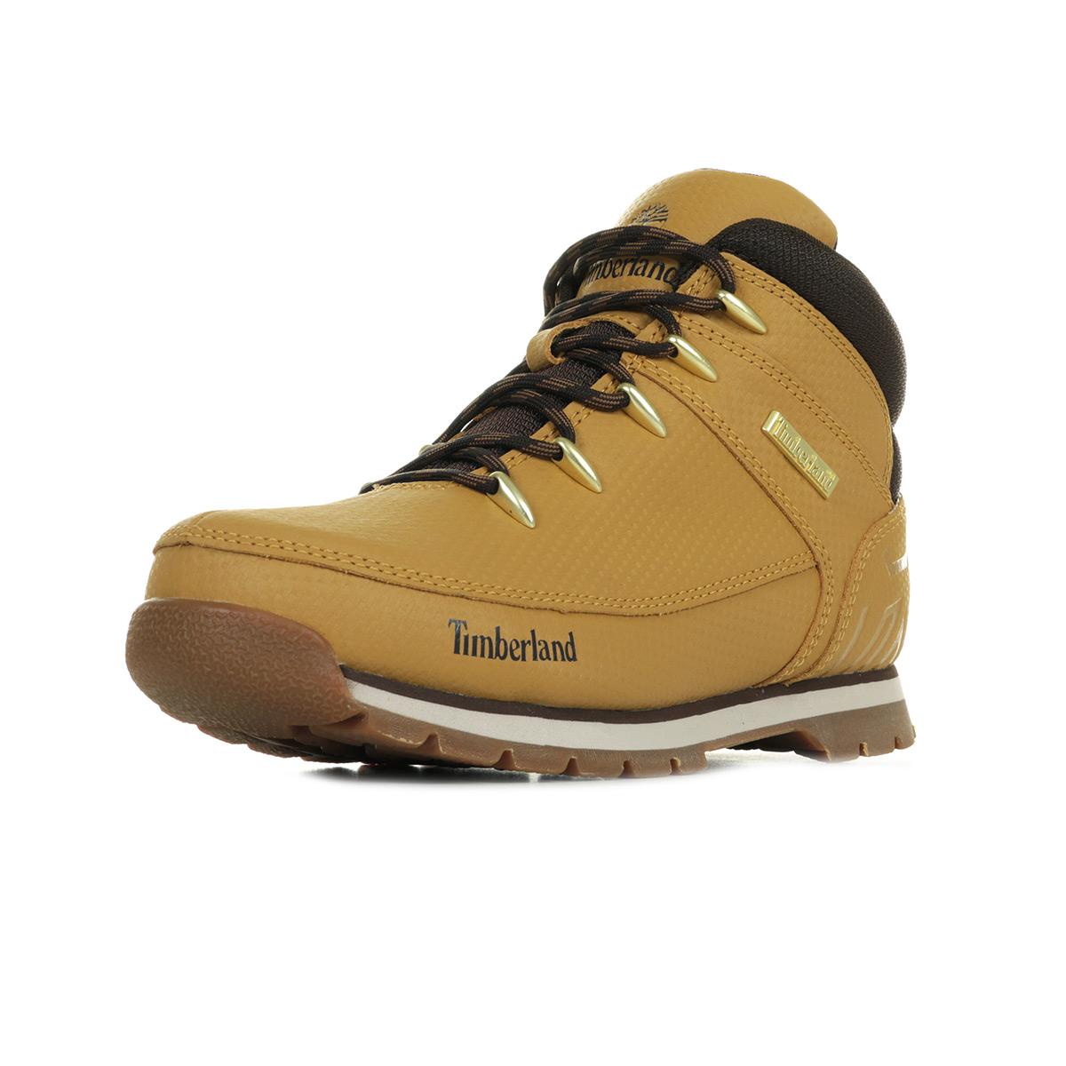 Détails sur Chaussures Boots Timberland homme Euro Sprint Mid Hiker taille Marron Nubuck