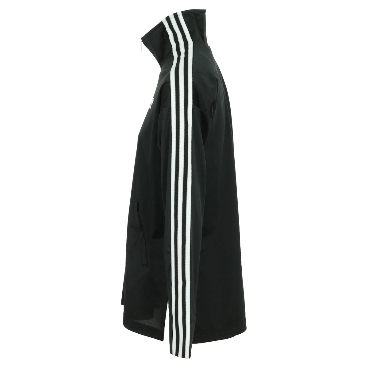 Détails sur Vêtement Vestes sport adidas femme Track Top Wn's taille Noir Noire Polyester