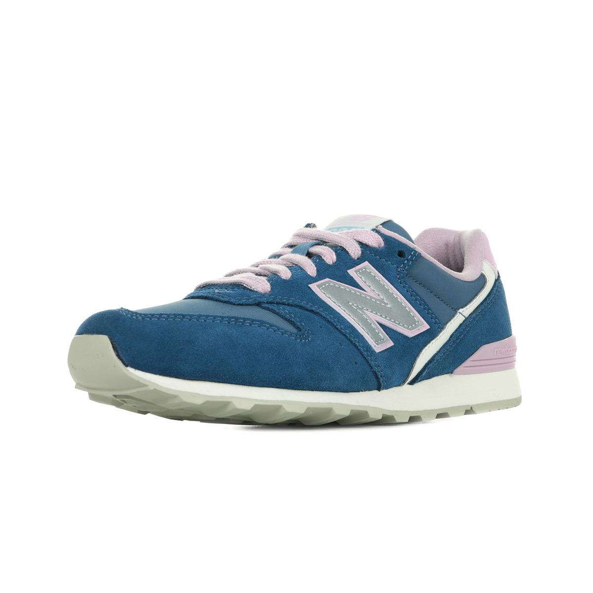 new balance femme 996 bleu marine et rose