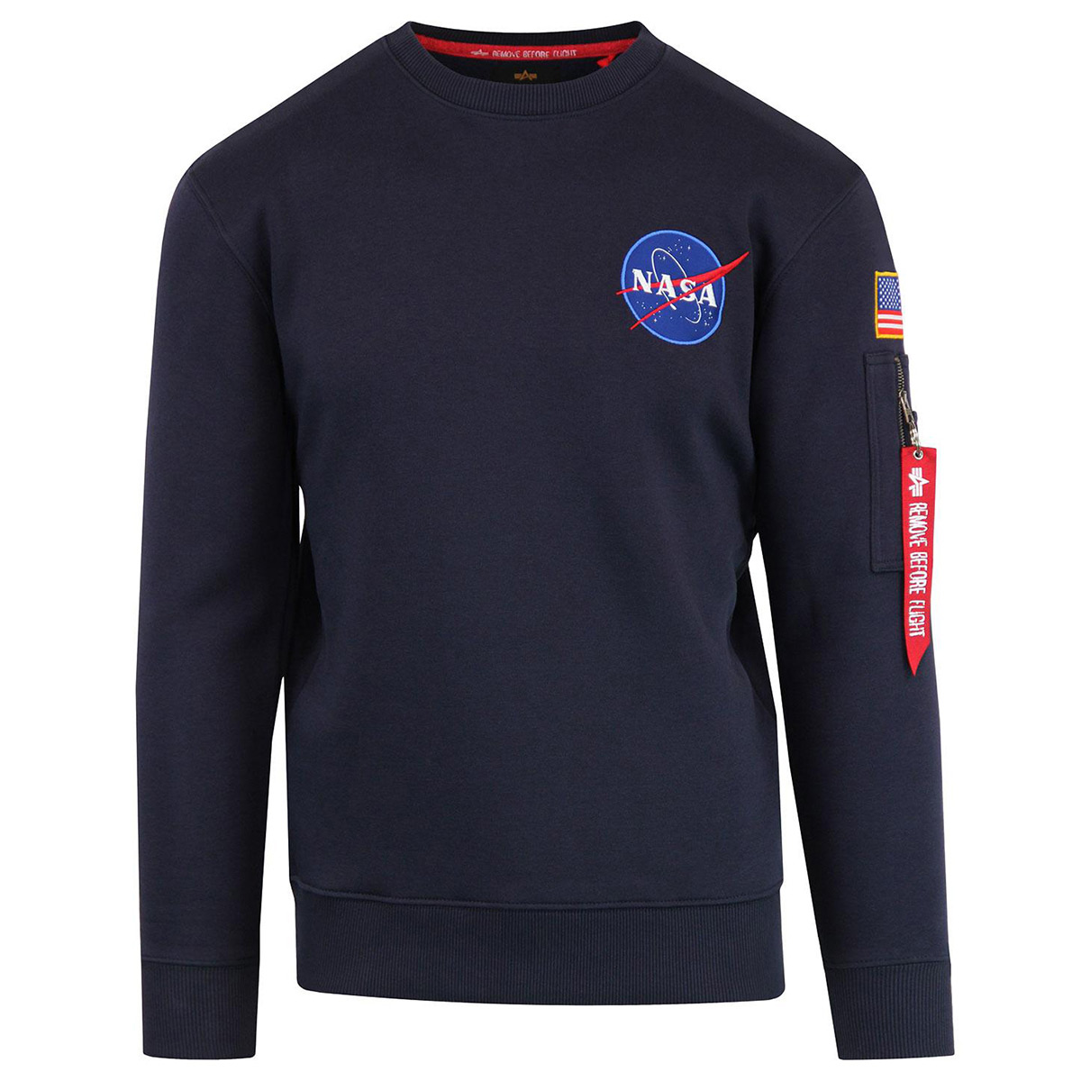 Alpha Industries NASA Space Shuttle Sweater