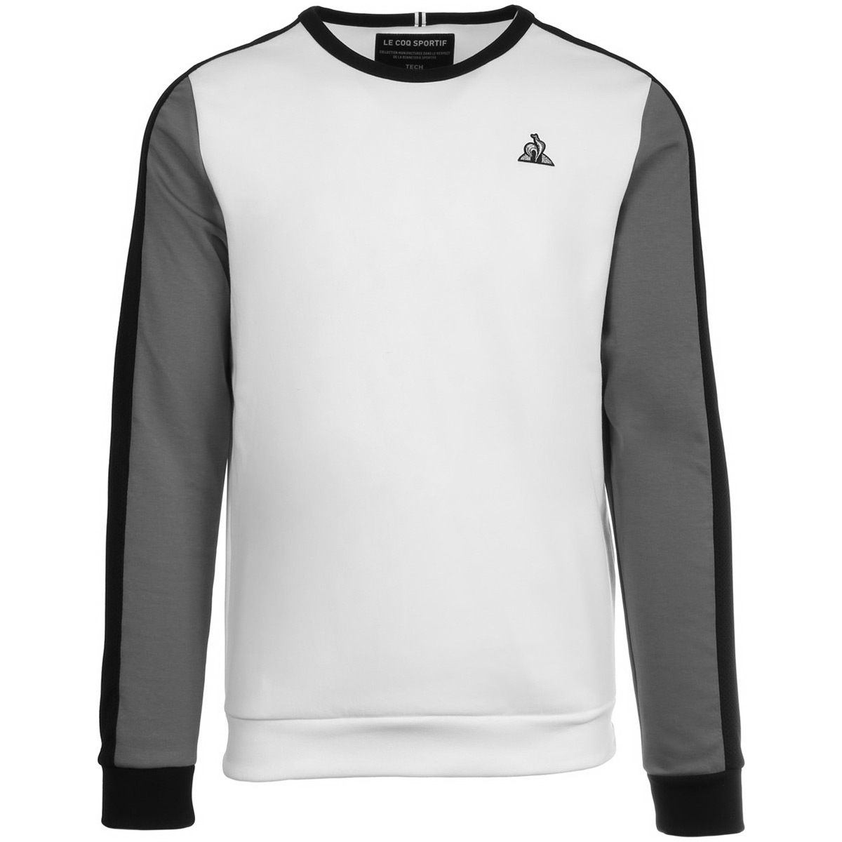 Le Coq Sportif Tech Crew Sweat N°1