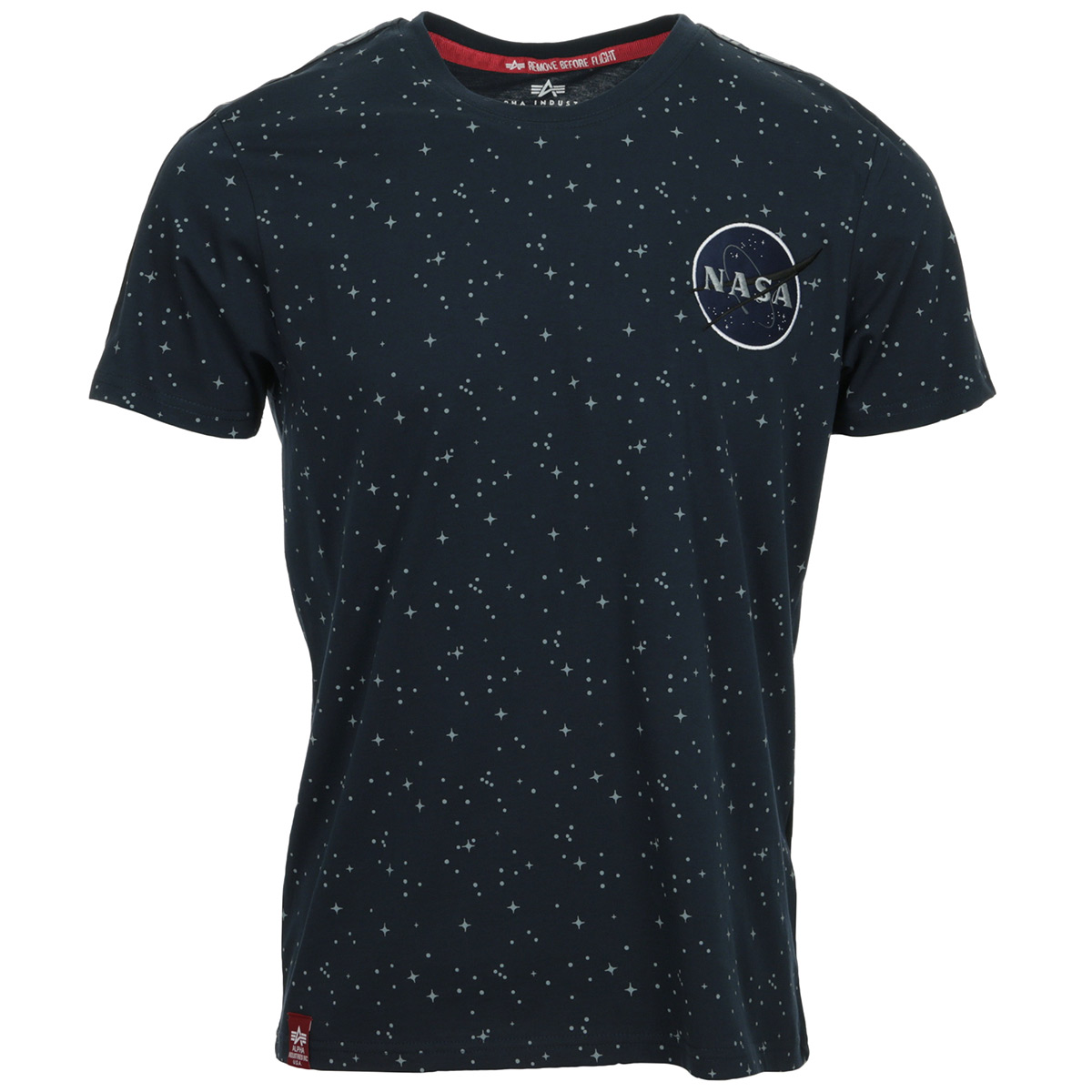 Alpha Industries Nasa Tape T