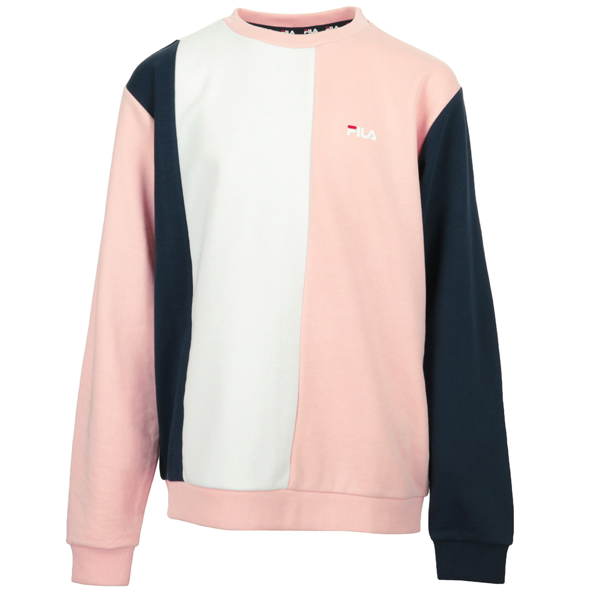 Fila Tulia Blocked Crew Sweat Kids