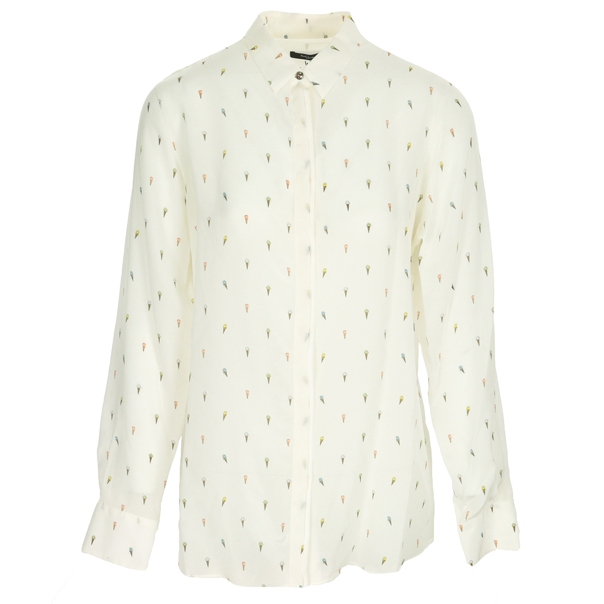 Paul Smith Silk womens Shirt