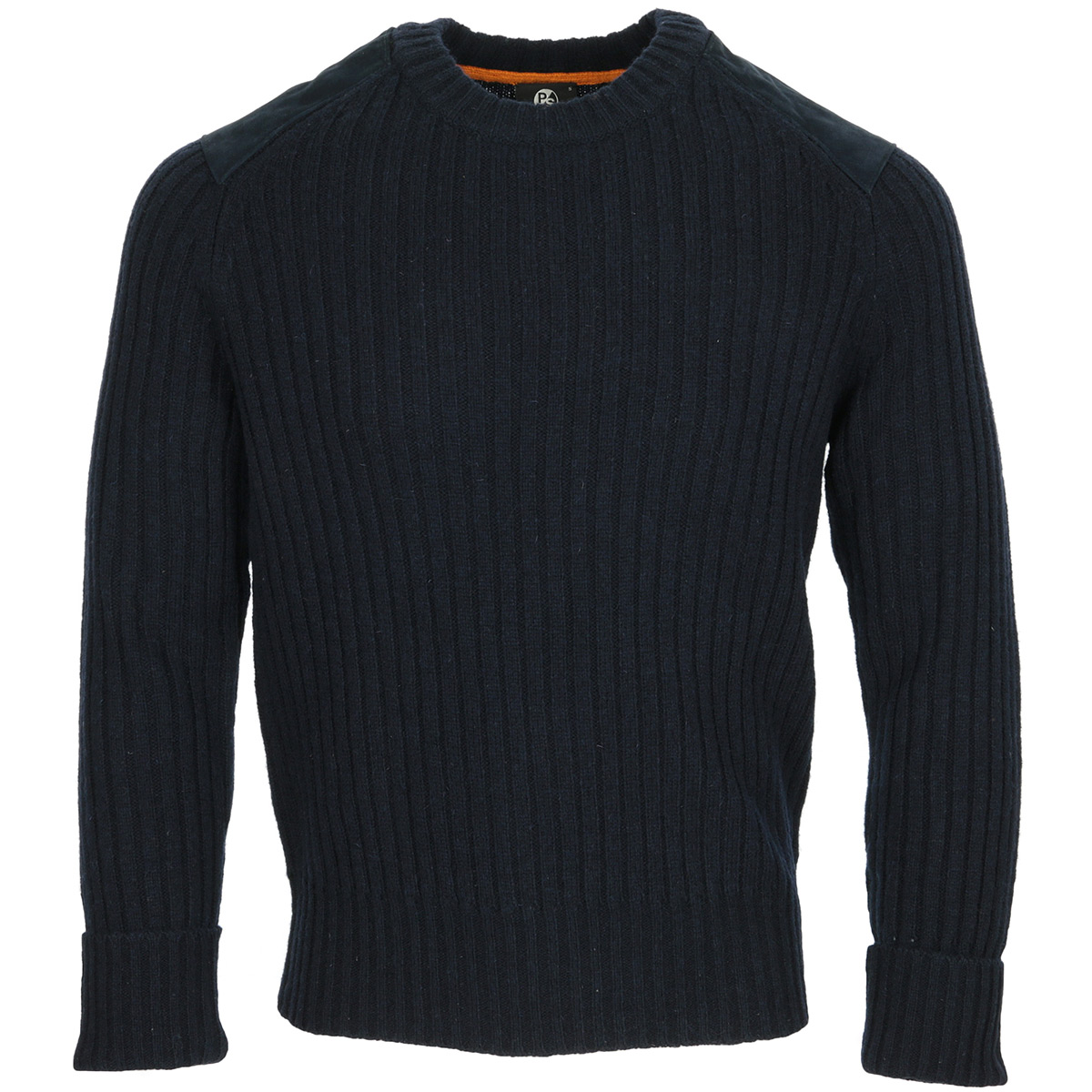PS by Paul Smith Pull col rond laine