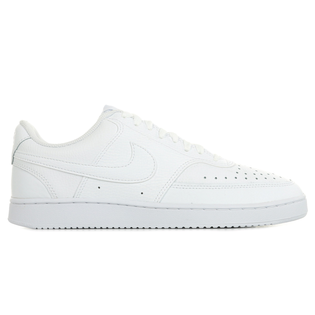 nike sneakers homme court vision blanc
