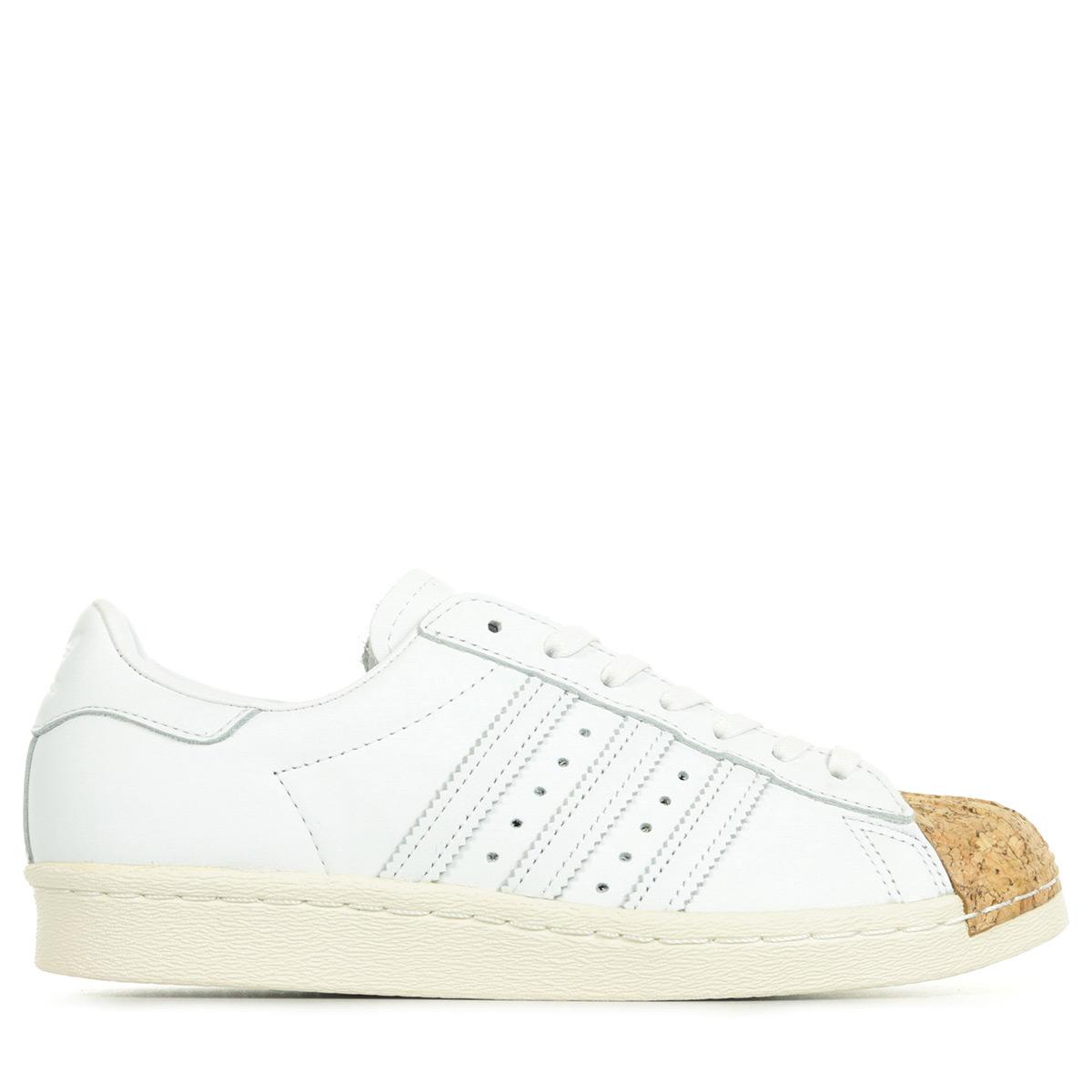 adidas Superstar 80s Cork BA7605, Baskets mode femme
