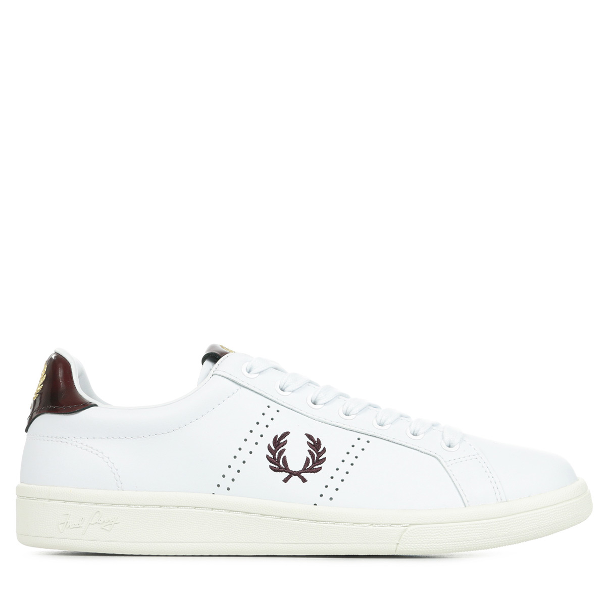 Fred Perry B721 Leather Tab