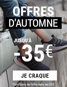 Offres d'automne Jusqu'à -35€ sur vos achats*